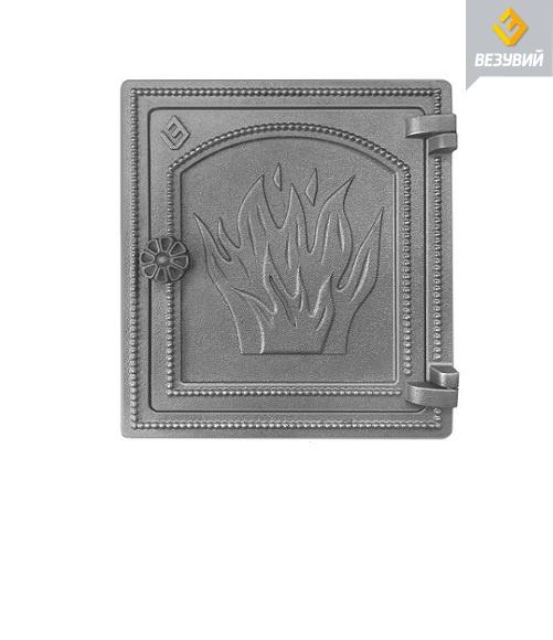 Дверка Везувий печатная ДТ-4 (не крашенная)