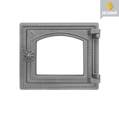 Дверка Везувий печатная ДТ-3С  (не крашенная)