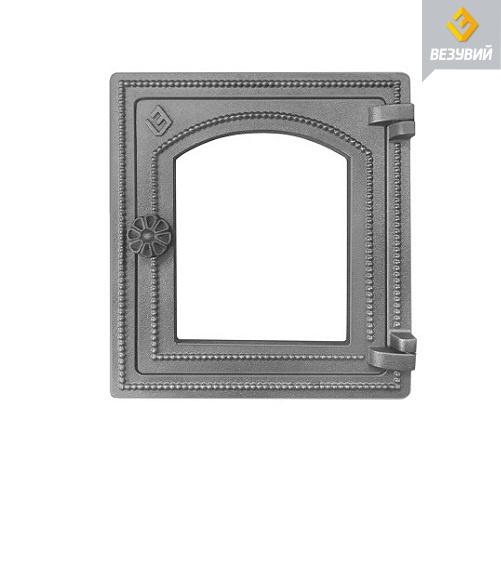 Дверка Везувий печатная ДТ-4С  (не крашенная)