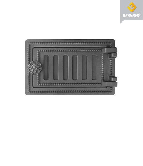 Дверка Везувий поддувальная ДП-2 (антрацит)