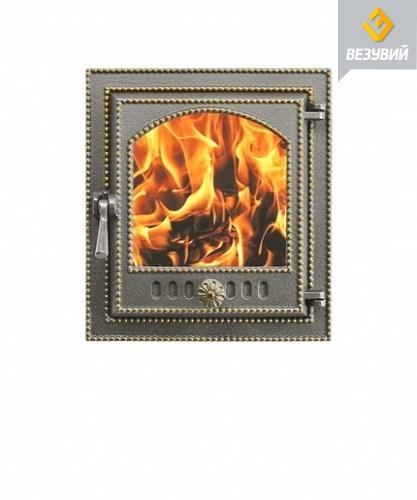 Дверка Везувий 210  (бронза)