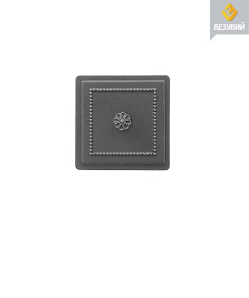 Дверь Везувий просичтная 235 (антрацит)