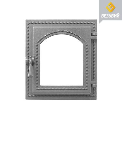 Дверь Везувий 205 стекло (не крашенная)