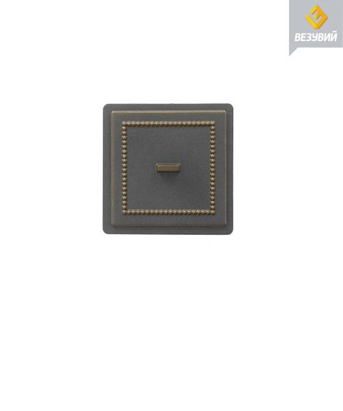 Дверка Везувий прочистная 237 (бронза)